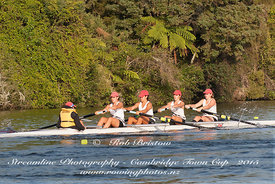 Taken during the Cambridge Town Cup 2015, Lake Karapiro, Cambridge, New Zealand; ©  Rob Bristow; Frame 0 - Taken on: Sunday - 25/01/2015-  at 07:57.10