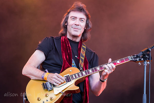 Steve Hackett photos