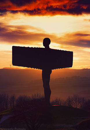 Angel of the North newcastle prints