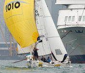 1010 Match Racing International 2013 - Hong Kong