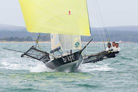 Be Light, HUN 18, 18ft Skiff, Euro Grand Prix Sandbanks 2016, 20160904089