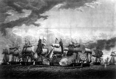 Battle of Lake Erie during War of 1812