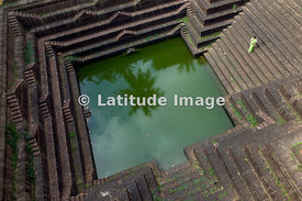 Mahe, Temple, Step Well