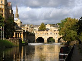 Poultney Bridge 4, Bath, UK