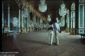 France, Hall of Mirrows, Chateau of Versailles