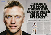 David Moyes, Fourfourtwo