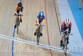 U17 Women Team Pursuit. 2016/2017 Track O-Cup #3/Eastern Track Challenge, Mattamy National Cycling Centre, Milton, On, February 11, 2017
