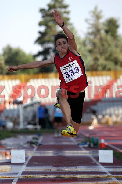 National Youth Championships Larisa 2013