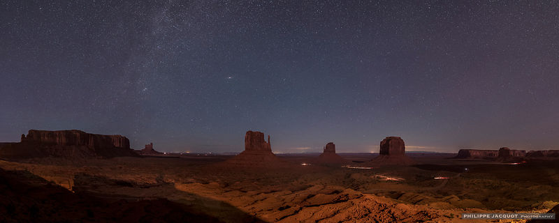 Once apon a time in the west - Monument Valley - Utah/Arizona
