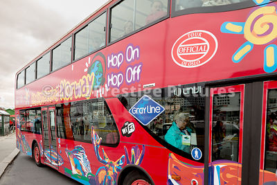 City Sightseeing Norway Bus in Bergen