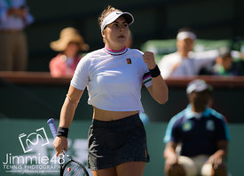 BNP Paribas Open 2019, Tennis, Indian Wells, United States, Feb 13
