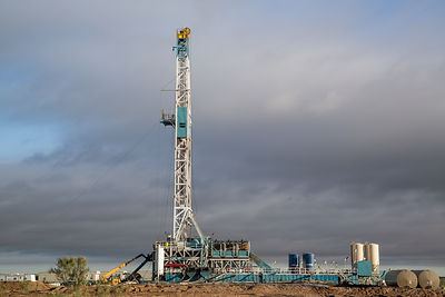 Drilling Rig Near Big Spring #2