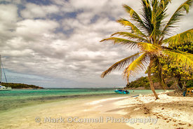 Great view Tobago Cays