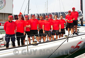 Audi Hong Kong to Hainan Race 2014