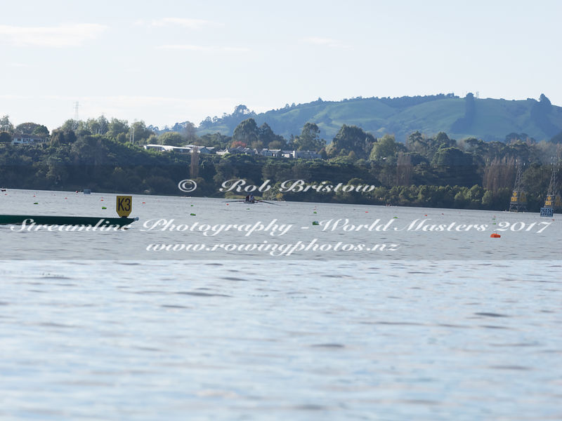 Taken during the World Masters Games - Rowing, Lake Karapiro, Cambridge, New Zealand; ©  Rob Bristow; Frame 524 - Taken on: Tuesday - 25/04/2017-  at 09:05.44