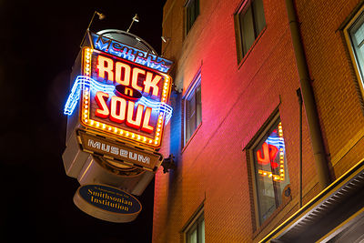 Memphis Rock and Soul Museum