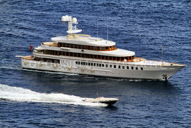 Superyacht Wedge Too