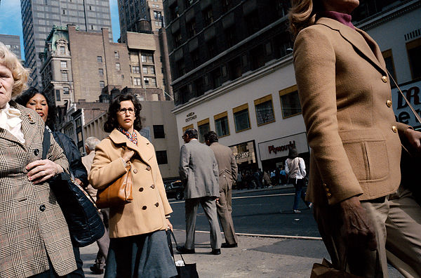 Camel Jackets, NYC, 1985