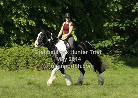 Class 1 - Crabbet Park Hunter Trial 18th May 14