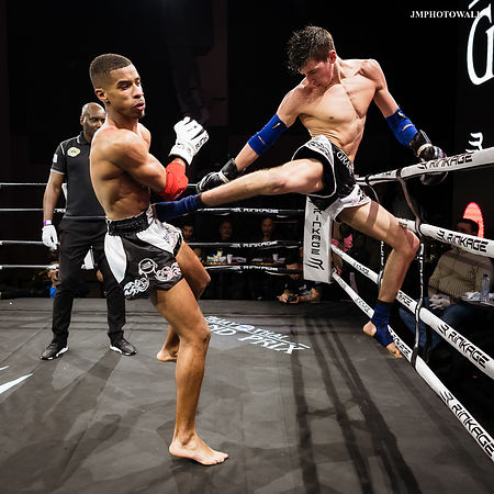 Muay Thai Grand Prix: Photo du jour 227 photos