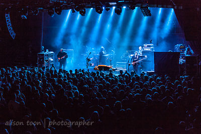 Marillion tour 2016, Boston