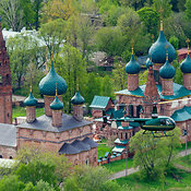 Yaroslavl region aerial photos