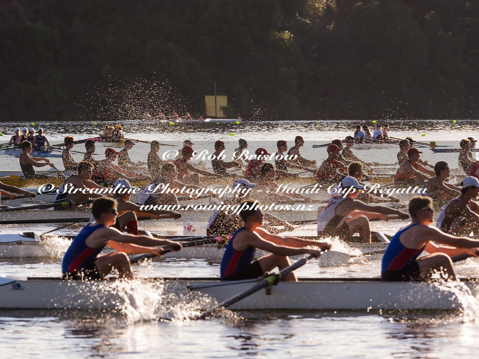 Taken during the NZSSRC - Maadi Cup 2017, Lake Karapiro, Cambridge, New Zealand; ©  Rob Bristow; Frame 5 - Taken on: Tuesday - 28/03/2017-  at 09:00.48