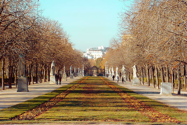 Postcard from Madrid (Spain), Parque del Retiro. photos