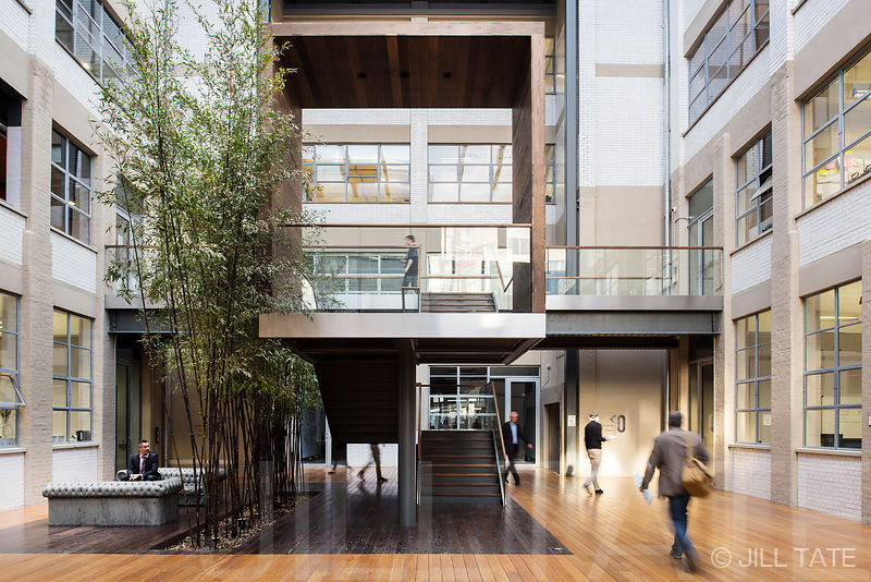 Metal Box Factory, London | Client: Workspace