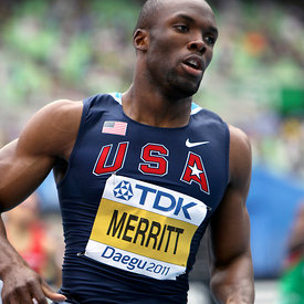 LaShawn MERRIT (USA) photos