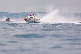 The Beaver Returns, N-10, Fortitudo Poole Bay 100 Offshore Powerboat Race, June 2018, 20180610147