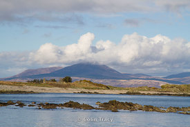 Towards Arran, Scotland