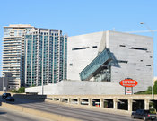 Dallas Stock Photos: Perot Museum in Downtown Dallas, Texas