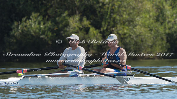 Taken during the World Masters Games - Rowing, Lake Karapiro, Cambridge, New Zealand; ©  Rob Bristow; Frame 3815 - Taken on: Monday - 24/04/2017-  at 13:47.51