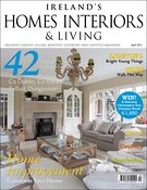 Irelands Homes Interiors and Living April 2013 photos
