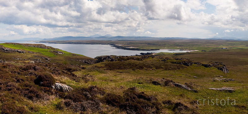 the Isle of Islay landscape