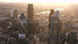 London aerial footage London aerial footage / films