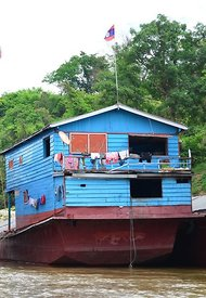Houseboat Laundry