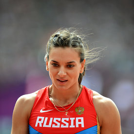 Yelena ISINBAEVA (RUS)  photos