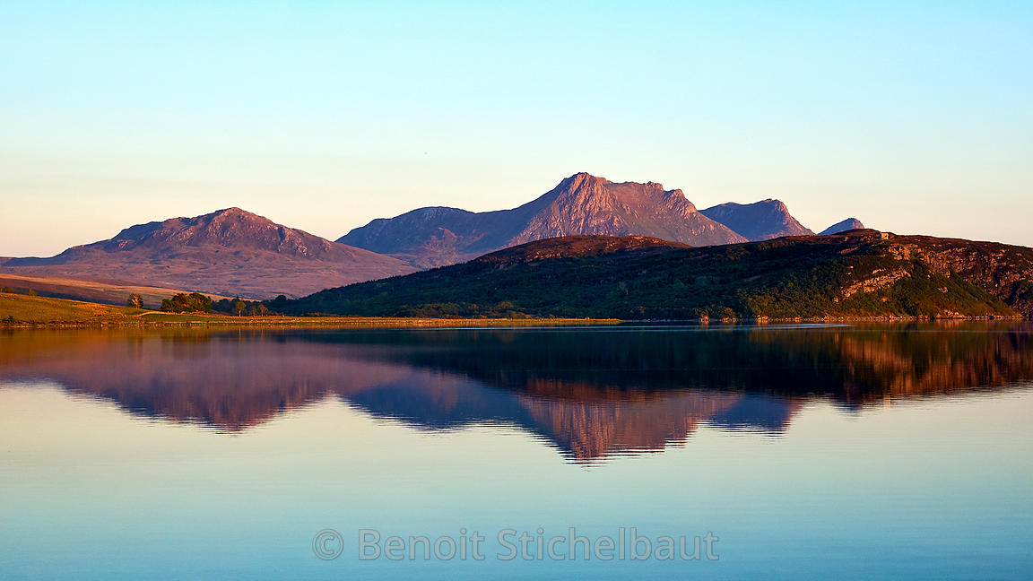 Royaume-Uni, Ecosse, Highland, Tongue, Kyle of Tongue, Ben Loyal