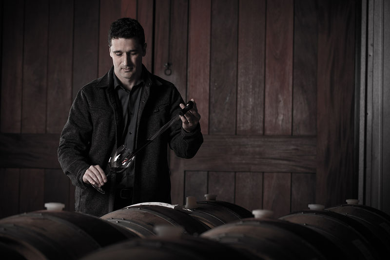 Wine lifestyle photography in Napa Valley by Jason Tinacci