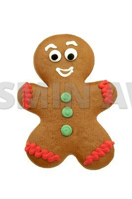 Ginger Bread Man Lebkuchenmann