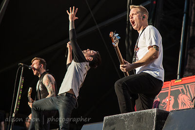 A Day To Remember, Aftershock 2013