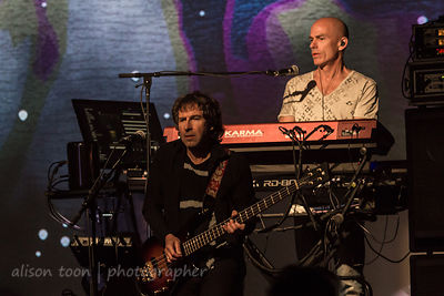 Pete Trewavas and Mark Kelly, Marillion
