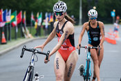 CAMTRI Premium American Cup & Canadian Championships Heats. Ottawa International Triathlon, Dow's Lake, Ottawa, On, June 17, 2017