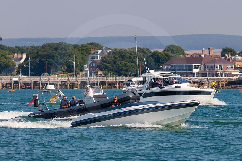 PARKSTONE BAY MARINA RALLY TO YARMOUTH, JULY 2018 photos