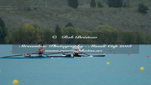Taken during the Maadi Cup Regatta 2018, Lake Ruataniwha, Twizel, New Zealand; ©  Rob Bristow; Frame 156 - Taken on: Monday - 19/03/2018-  at 08:11.50