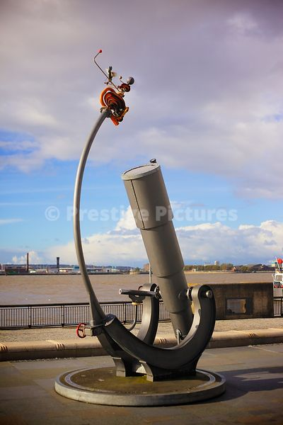 Heaven and Earth Telescope & Orrery in Liverpool
