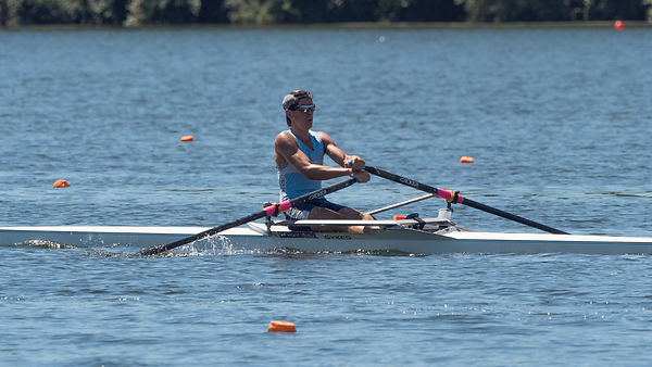 Taken during the National Championships 2018, Lake Karapiro, Cambridge, New Zealand; ©  Rob Bristow; Frame 1088 - Taken on: Friday - 16/02/2018-  at 13:51.15