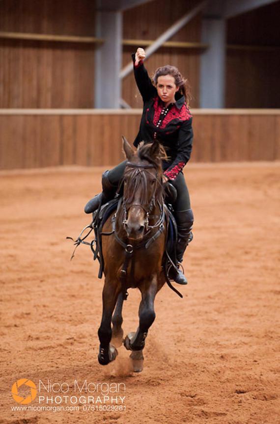 how to start stunt riding